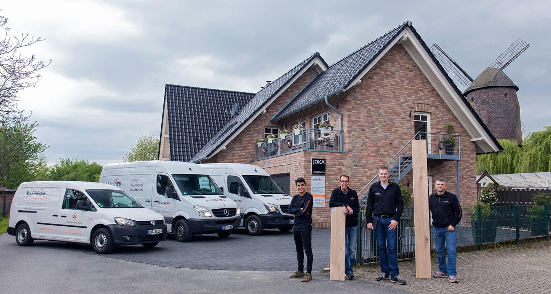 Unser Team verlegt Parkett und Dielenboden in Isselburg und Bocholt