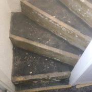 Treppenstufen aus Eiche Landhausdielen in Bocholt