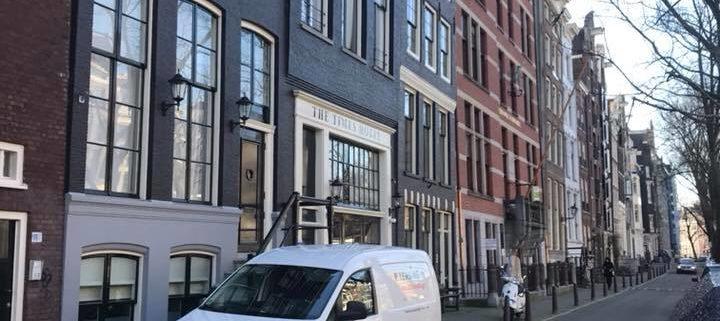 Parkettrenovierung in Amsterdam