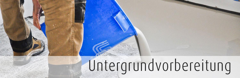 Untergrund Vorbereitung in Bocholt, Isselburg, Borken