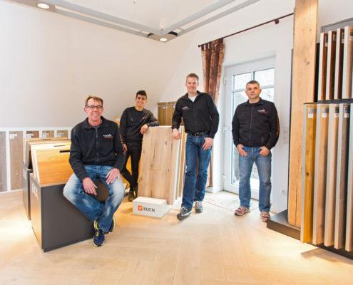 Unser Team in Isselburg