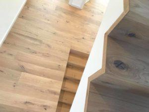 Landhausdiele Eiche Treppenstufen in Bocholt